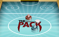 Jeu The Pack Air Hockey
