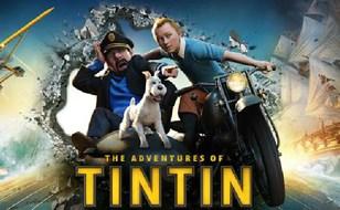 Jeu Tintin - Chiffres cachés