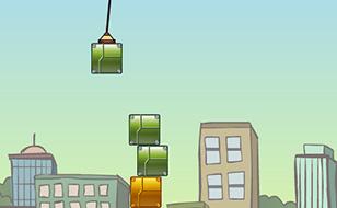 Jeu Tower Blocks