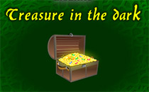 Jeu Treasure in the dark