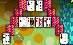 Jeu Try-Dem-Perks Solitaire