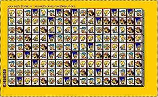 Jeu Tuiles des Simpsons