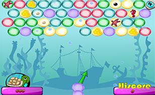 Jeu Undersea Bubble Shooter