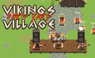 Jeu Viking Village: Party Hard