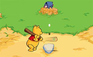 Jeu Winnie The Pooh - Home Run Derby