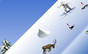 Jeu Yeti7 - Snowboard Freeride
