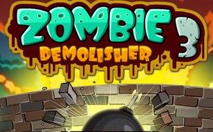 Jeu Zombie Demolisher 3