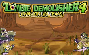 Jeu Zombie Demolisher 4 Invasion In Texas