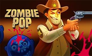 Jeu Zombie pop